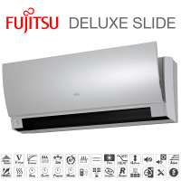 FUJITSU Delux Slide Inverter ASYG09LTCA/AOYG09LTC