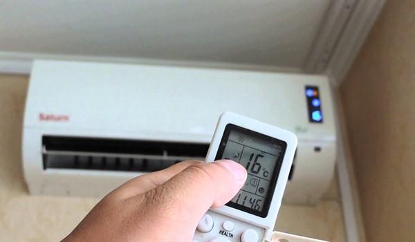 температура кондиционера